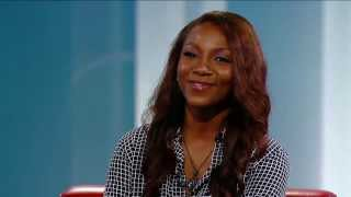 Genevieve Nnaji on George Stroumboulopoulos Tonight: INTERVIEW