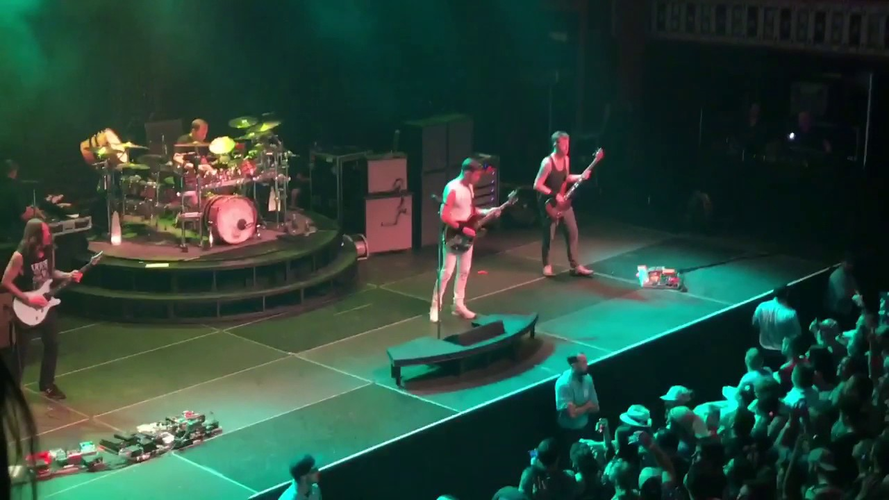 311 Let The Cards Fall Live Atlanta Tabernacle 7 29 17