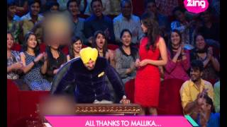 Mallika Sherawat on Comedy Nights With Kapil | Bollywood Life | HD