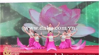 Múa hoa sen - Nippon Paint Viet Nam