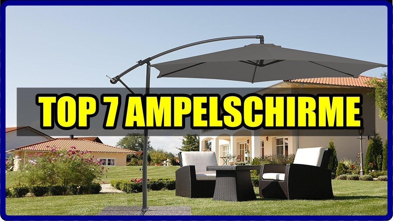 Top 7 Ampelschirm Modelle 2018 Ampelschirm Test Schone
