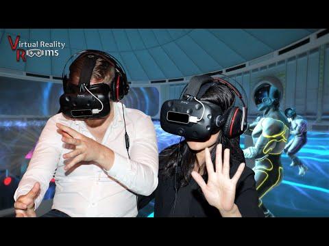 Virtual Reality Escape Room Sydney | FUN TEAM-BASED Escape Room | @ Virtual Reality Rooms