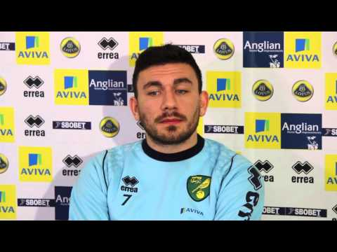 FULL PRESS CONFERENCE: Robert Snodgrass