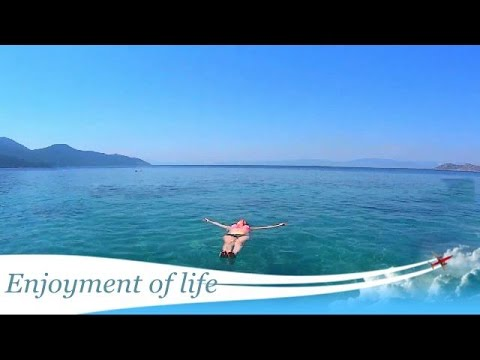 Action cam | Enjoyment of life