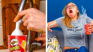 EASY DIY PRANKS TUTORIALS    5-Minute Recipes To Pull Pranks On Your Friends