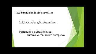 Visão geral do Esperanto (2)