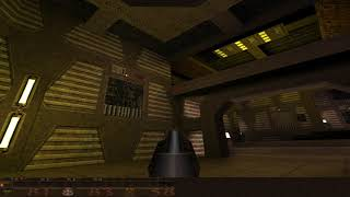 Quake - E1M1 The Slipgate Complex