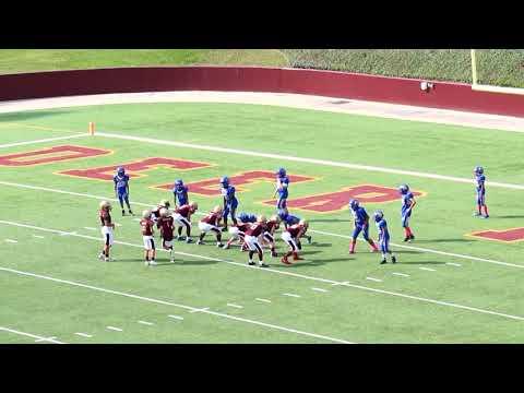 Seminoles vs Wildcats - Gulf Coast Premiere Football League - 2017