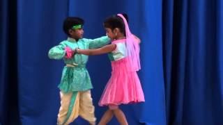 Manasil oru Poomala Dance