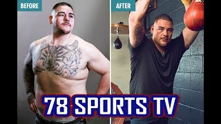 WOW!!! ANDY RUIZ SLIMS DOWN FOR JOSHUA REMATCH & WILDER STOPS EVERYBODY