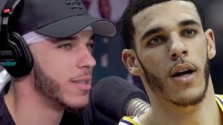 Lonzo Ball Says He Found Out He Was Traded On TWITTER, Says Lakers Have POOR Communication