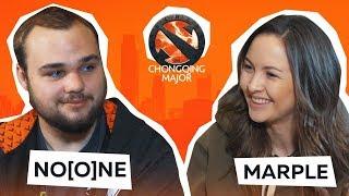 No[o]ne о группах на Chongqing Major, драфтах и настроении в команде.
