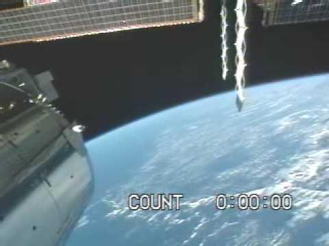International Space Station live external camera view ...