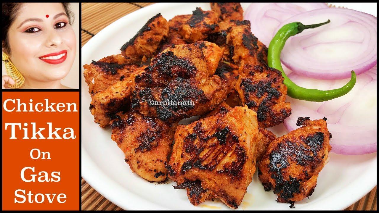 Chicken Tikka Recipe How To Make Indian Chicken Tikka Kabab