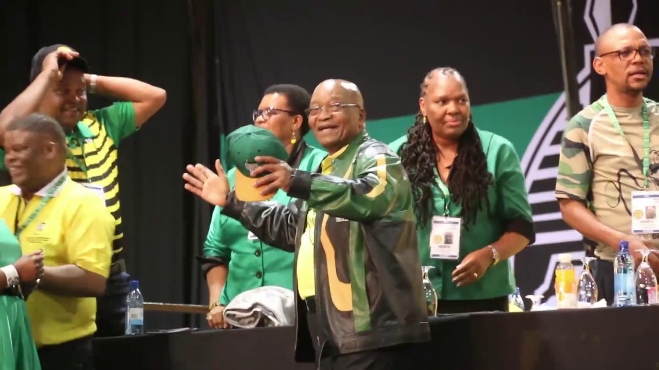 Late start to #ANC54 as President Zuma declares conference open