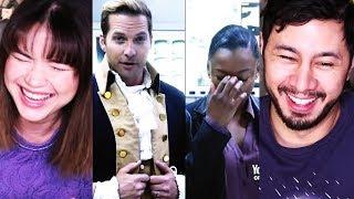 RYAN HANSEN SOLVES CRIMES ON TELEVISION | YouTube Red | Trailer Reaction!
