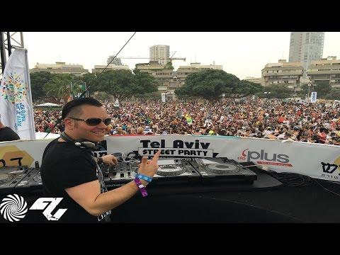HUGE TLV PURIM STREET PARTY !!! (teaser)