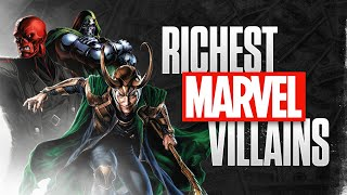 10 Richest Villains In Marvel Comics