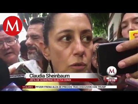 AMLO nos invitó a aplicar austeridad: Sheinbaum