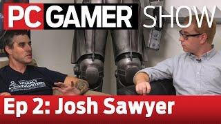 The PC Gamer Show Episode 2: Pillars of Eternity, Fallout: New Vegas, Divinity: Original Sin