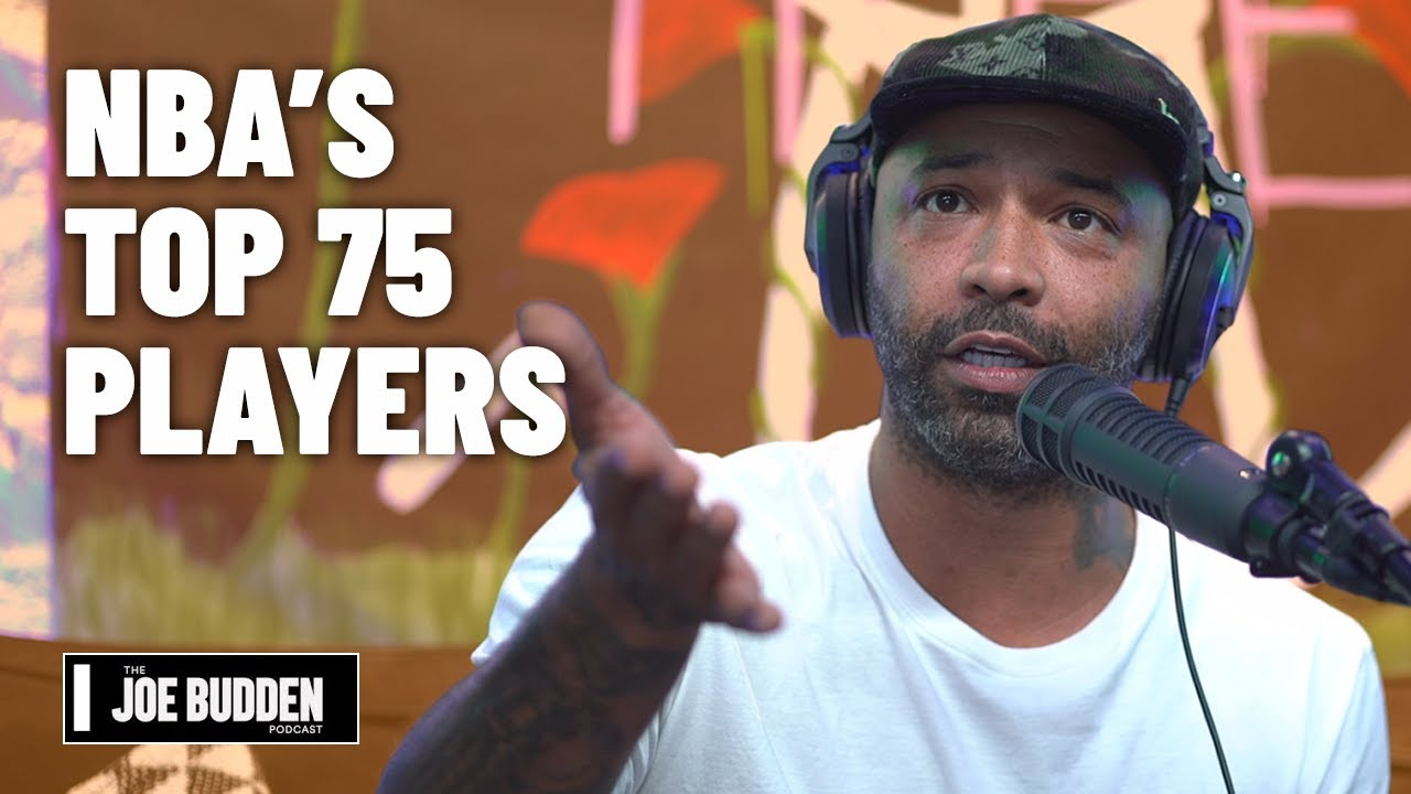 Download The NBA's Top 75 Players   The Joe Budden Podcast