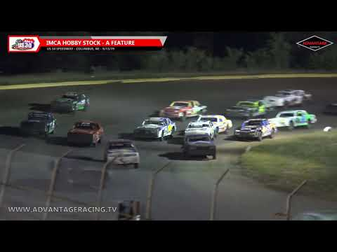 Late Model/Hobby Stock Features - US 30 Speedway - 9/13/19