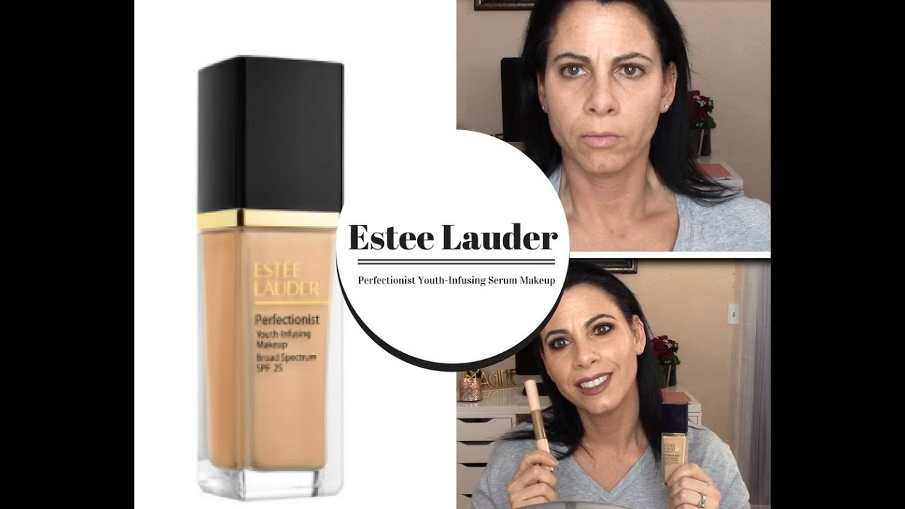 Estee Lauder Perfectionist Youth-Infusing Makeup Review. Is It Perfect?