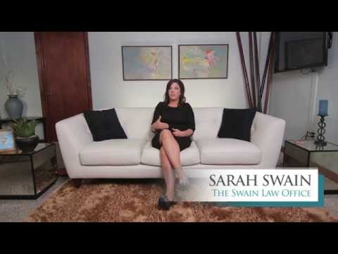 Being a Woman Attorney...Sarah Swain (Criminal Defense Attorney)