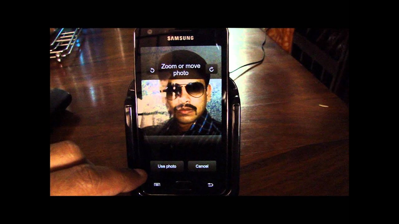 Full Screen Caller ID on Samsung Galaxy S2