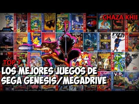 TOP: Los mejores juegos de Sega Genesis/Megadrive