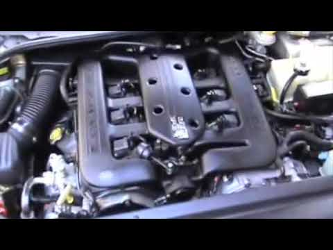 2000 Chrysler 300m Engine Diagram 1997 Honda Accord Timing Belt Full Tour And Running Youtube