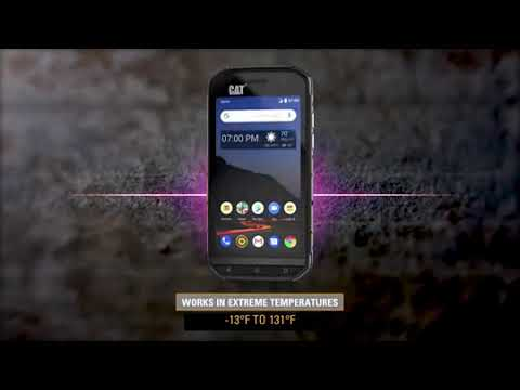 Check out the new Cat S48c Smartphone