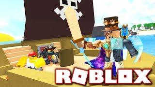 DIVENENDO IL MIGLIORE PIRATE!! (Roblox Pirate Simulator)