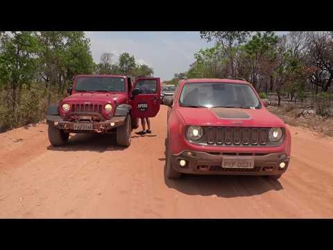 #588 Passeio OFF ROAD de Jeep no Jalapão!
