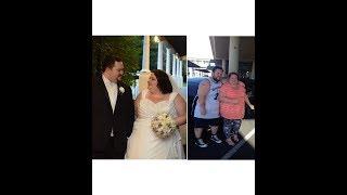 Полная пара решила похудеть после свадьбы: вот как они выглядят сейчас.