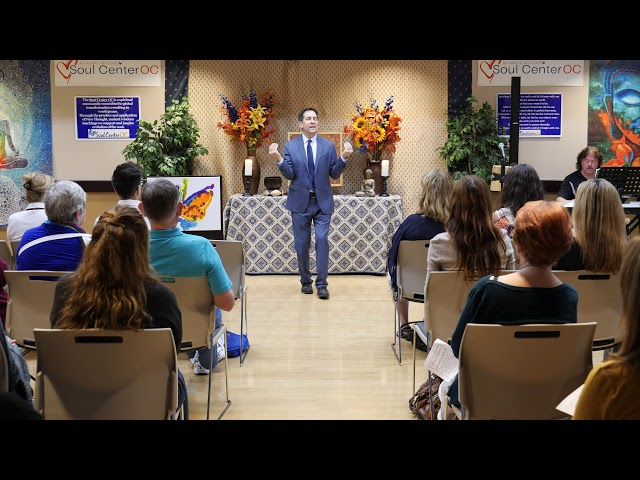 GETTING REAL ABOUT HOW WE FEEL -  (SPIRITUAL DIRECTOR) REV. KEITH HORWITZ - OCTOBER 27 2019