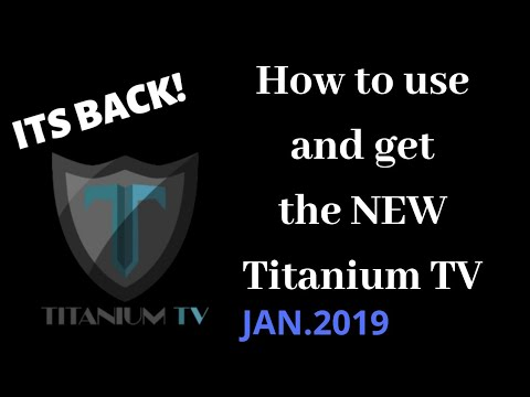 Titanium TV is BACK! New UPDATE! How to get and use on your firestick