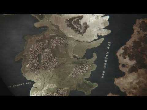 Game of Thrones : Extended Opening Castles from Seasons 12