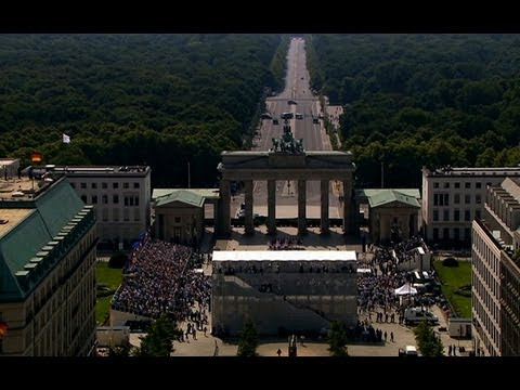 President Obama Speaks to the People of Berlin
