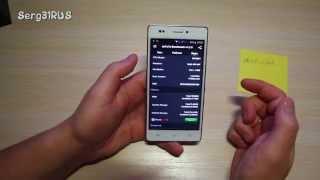 Краткий видео обзор cмартфона DEXP Ixion M 5' 8Gb White