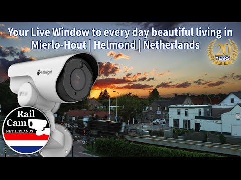 Livestream RailCam Netherlands