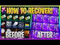How To RECOVER From Getting SCAMMED In Rocket League!