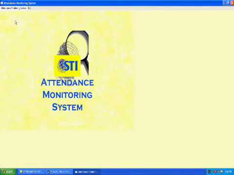 objective of attendance monitoring system Systems analysis and design/introduction  this will require an effective control and monitoring system  key objective is to reduce the time spent on.