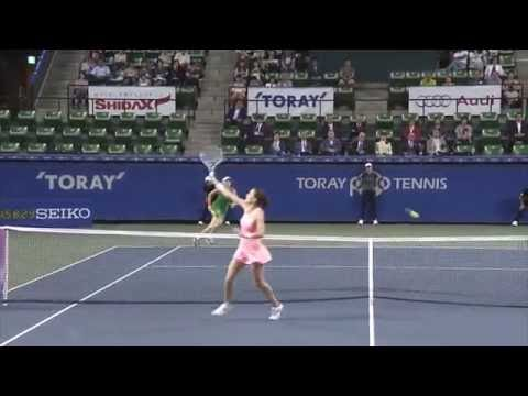 2016 Toray Pan Pacific Hot Shot | Agnieszka Radwanska