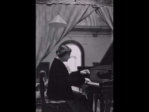 Myra Hess plays Haydn - Sonata in D major Hob. XVI:37 (1945 rec.)