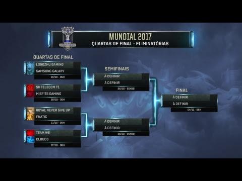 Mundial 2017 - Fase de Grupos - Dia 8