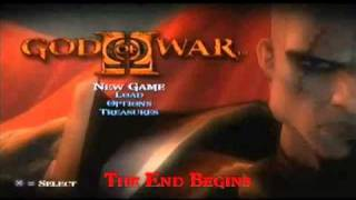All God of War Menu Themes.flv