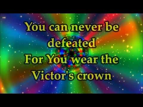 Darlene Zschech - Victor's Crown - Lyrics