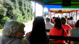 Baixar Andando de Trenzinho em Águas de São Pedro