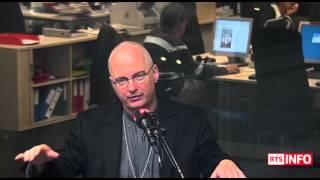 L'invité de la rédaction - Mgr Morerod, évêque de Lausanne, Genève et Fribourg